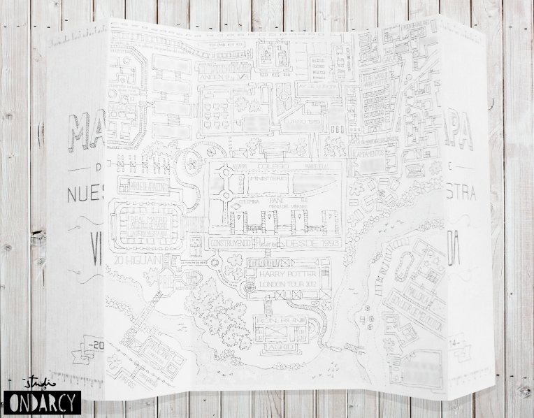 mapa ondarcy