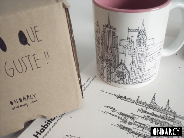 taza personalizada new york 2
